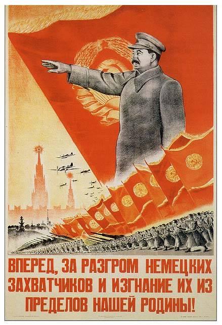 Ogni giorno Stalin metteva in scena un allegro terrore