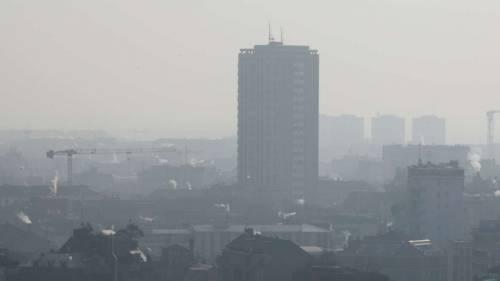 Smog, già 35 volte oltre i limiti: esaurito bonus Ue