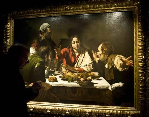 Roma, Caravaggio in mostra alle Scuderie del Quirinale