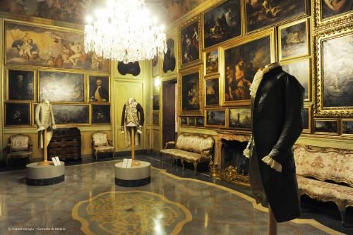 Milano, la moda trova casa:  un museo a Palazzo Morando