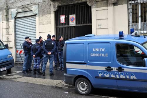Controlli in via Padova  fermati 12 irregolari
