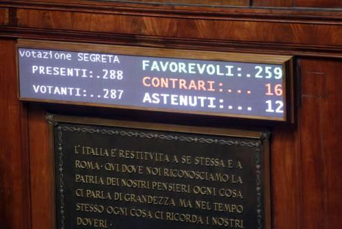 Di Girolamo dà l'addio al Senato: poi va in cella