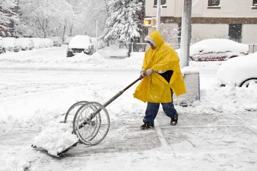 Torna l'inverno: in arrivo neve anche in pianura