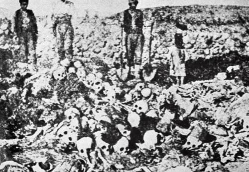 "Armenia, Stati Uniti: ""Il massacro fu genocidio"""