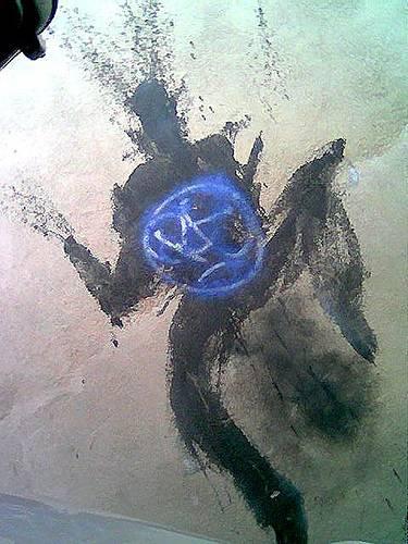 "Da Armani in mostra la ""street art"" di Richard Ambleton"