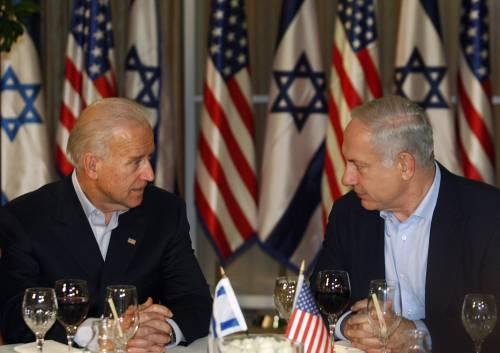 Biden a Gerusalemme  E Netanyahu si scusa  per le nuove colonie