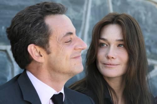 """Sarkozy: """"Gossip su di me? Non perdo tempo"""""""