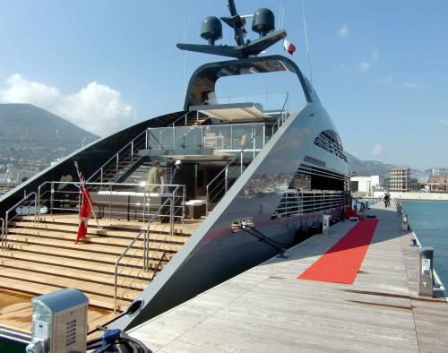 Alla Spezia lo yacht in multiproprietà Ma solo per milionari