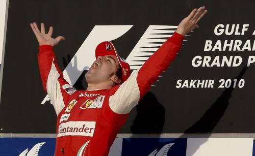 F1, è una super Ferrari  Alonso-Massa: doppietta