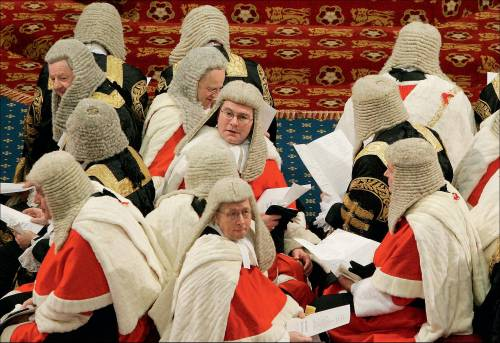 Londra: la casta dei Lord ha le ore contate
