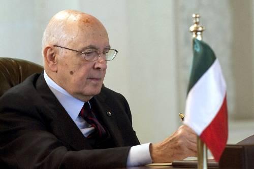 """Napolitano: """"Stop scontri, affrontare i problemi"""""""