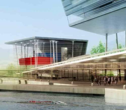 Miami, La Spezia si mette in vetrina col nuovo waterfront