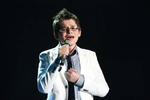 """""""Io canto"""", trionfa la voce d'oro di Cristian Imparato"""