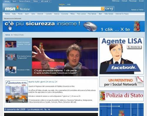 Sicurezza su internet: nuovo sito della Polizia