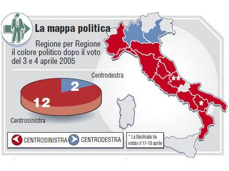 Elezioni 2010 - Le sfide