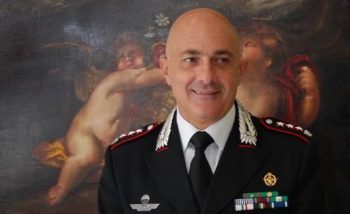 Gino, il carabiniere... da fiction