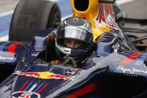 F1, Gp d'Australia: pole a Vettel  Per le Rosse terzo e quinto posto
