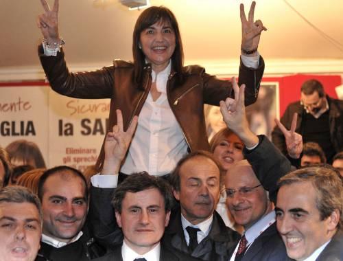Renata, la prima volta di una donna alla guida del Lazio
