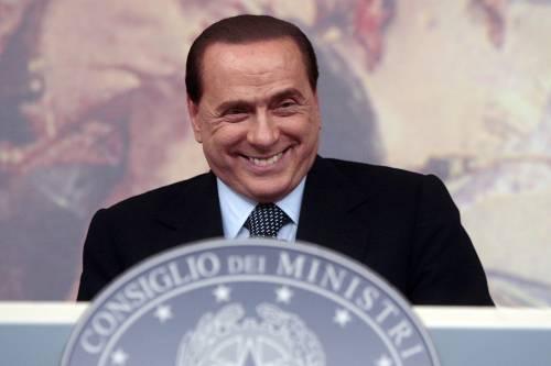 Giustizia e fisco, Berlusconi lancia le riforme