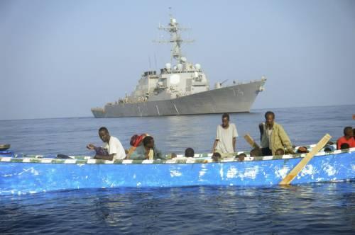 Golfo di Aden, nave italiana attaccata dai pirati