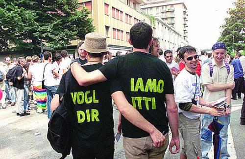 """Gay Pride a Milano  """"Invitiamo il sindaco"""""""