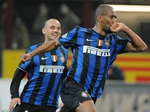 Inter, il ruggito del leone  Batte una Juventus in 10  e si riporta in vetta a +2