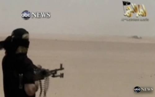 Yemen, ecco il video choc di al Qaida:  il terrorista di Detroit si addestra
