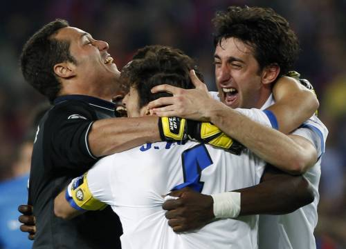 Champions, l'Inter in finale  A Malpensa cinquemila tifosi