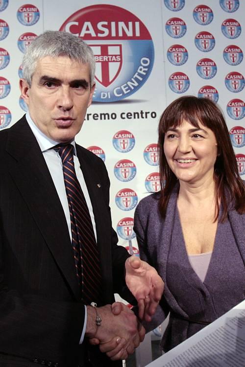 Lazio, accordo Polverini-Udc: D'Ambrosio vice
