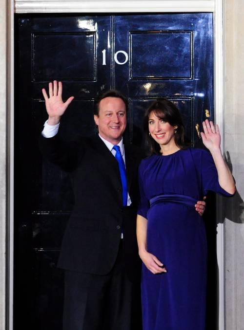 Cameron premier: governo con Clegg