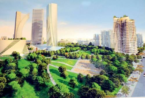 CityLife, case record alte 170 metri  A fine anno via ai lavori del parco