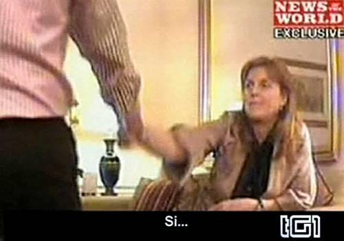 """Gb, se anche la duchessa   si fa pagare la """"mazzetta"""""""