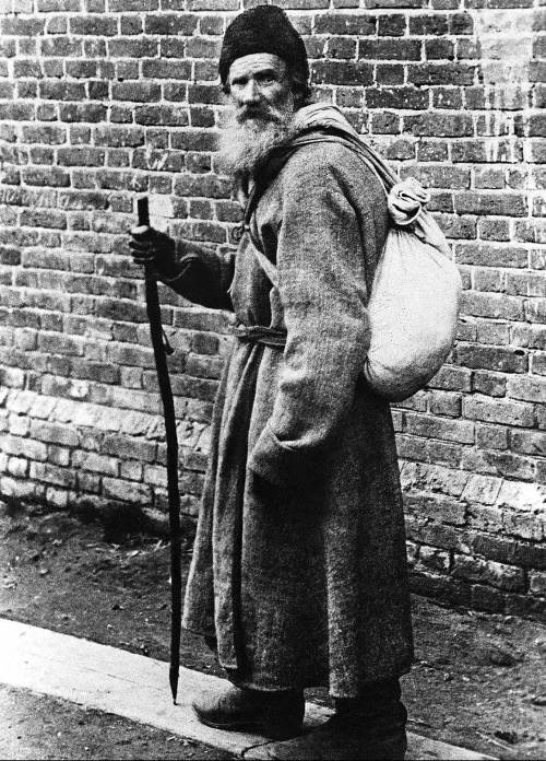 Tolstoj braccato dalla stampa:   fu la prima morte in diretta