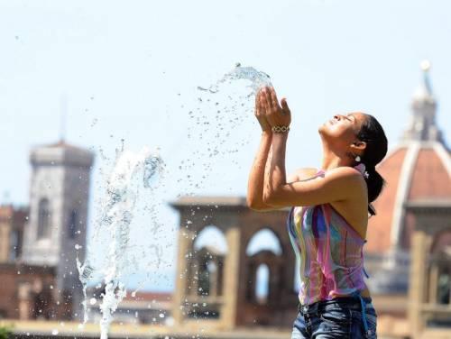 In arrivo il grande caldo:   afa su tutto il Meridione  Temperature fino a 38°