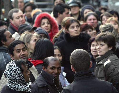 In Italia oltre 60 milioni di abitanti: 7% stranieri