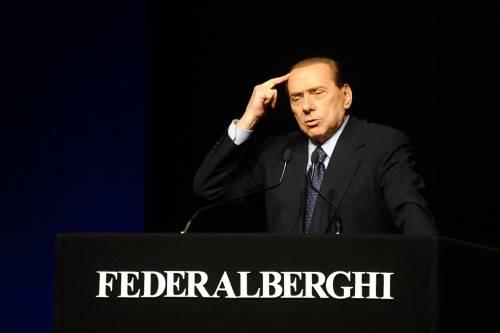 """Intercettazioni, Berlusconi blinda ddl. Ok di Fini  Poi attacca: """"Sovranità è dei pm, non ho poteri"""""""