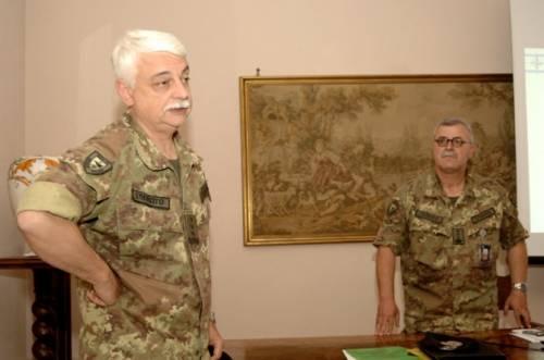 """""""Eagle meteor 2010"""": esercitazione a Lecce  per il Comando Nato di Solbiate Olona"""