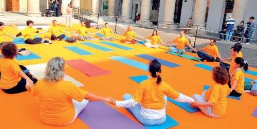 Yoga anti-stress:  i corsi li paga l'Asl