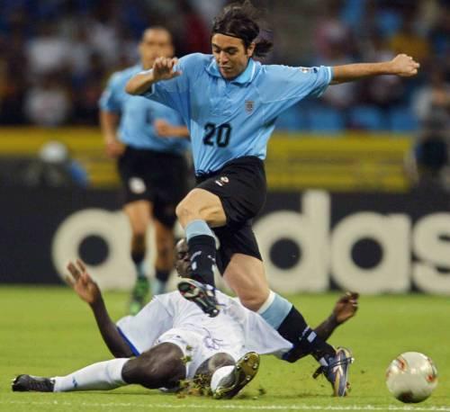 Apre il Sudafrica, ma il big match è Uruguay-Francia