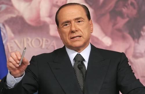 """Berlusconi: """"I magistrati politicizzati  puntano a rovesciare il voto popolare"""""""
