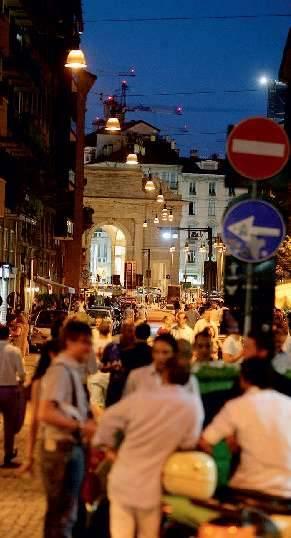 """Movida, commercianti:  """"No a nuovi negozi  ma locali di qualità"""""""