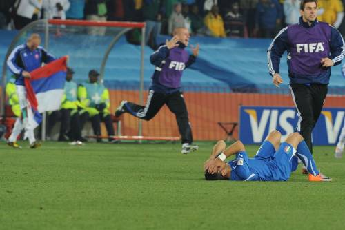 """Disastro Italia, eliminata dal Mondiale  Lippi: """"Terrorizzati, è solo colpa mia"""""""
