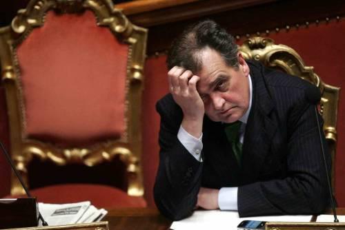 """Retromarcia di Calderoli:  """"Non ho smentito Bossi  Cercano solo di fermarci"""""""