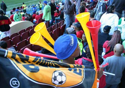 Dopo la delusione azzurra crollano le vendite di Vuvuzela