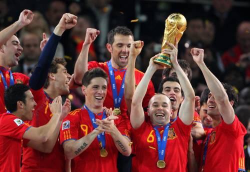 Spagna campione del mondo, Olanda al tappeto
