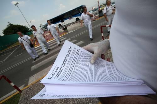 Pomigliano d'Arco, la Fiat  licenzia un altro operaio:  ha partecipato al presidio