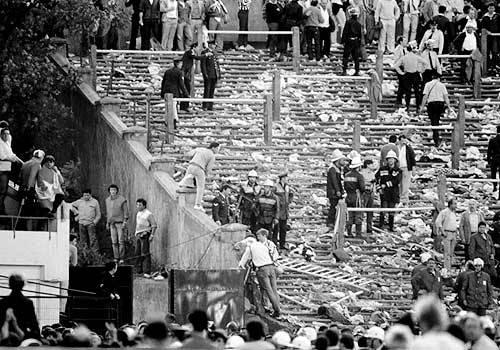Dall'Heysel a Duisburg: quando i raduni di massa diventano tragedia