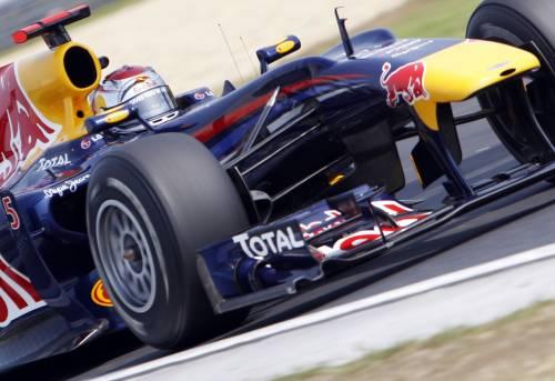 F1, Gran premio Ungheria  E' dominio delle Red Bull  Pole a Vettel, Alonso terzo
