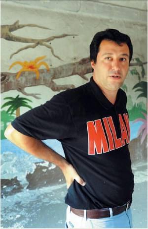 """Salvini attacca:  """"Basta con i finiani  Landi va cacciato"""""""