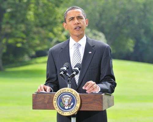 """Obama sul Medioriente:  """"Nuovi colloqui diretti  tra Israele e Palestinesi"""""""